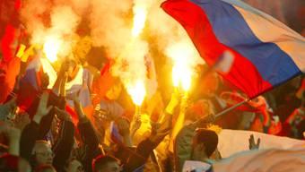 Keine Freudenfeuer mehr: Russland verliert auch die Biathlon-WM
