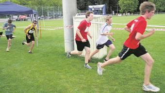 3000 Teenager gaben alles am Schweizerischen Schulsporttag in Olten
