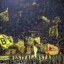 Derzeit ist ein volles Stadion in Deutschland nicht möglich. Die Fans von Borussia Dortmund erhalten immerhin das Geld für ihre nicht genützten Tickets zurück - wenn sie dies wollen
