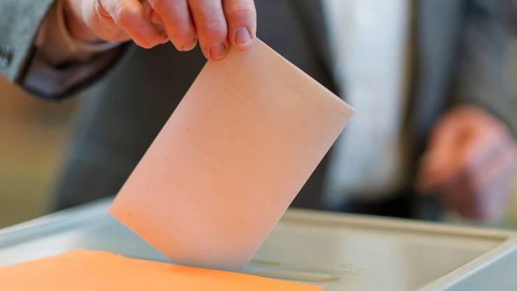 Wird es an den Regierungsratswahlen vom 23. April ein Negativrekord in der Wahlbeteiligung geben? (Symbolbild)