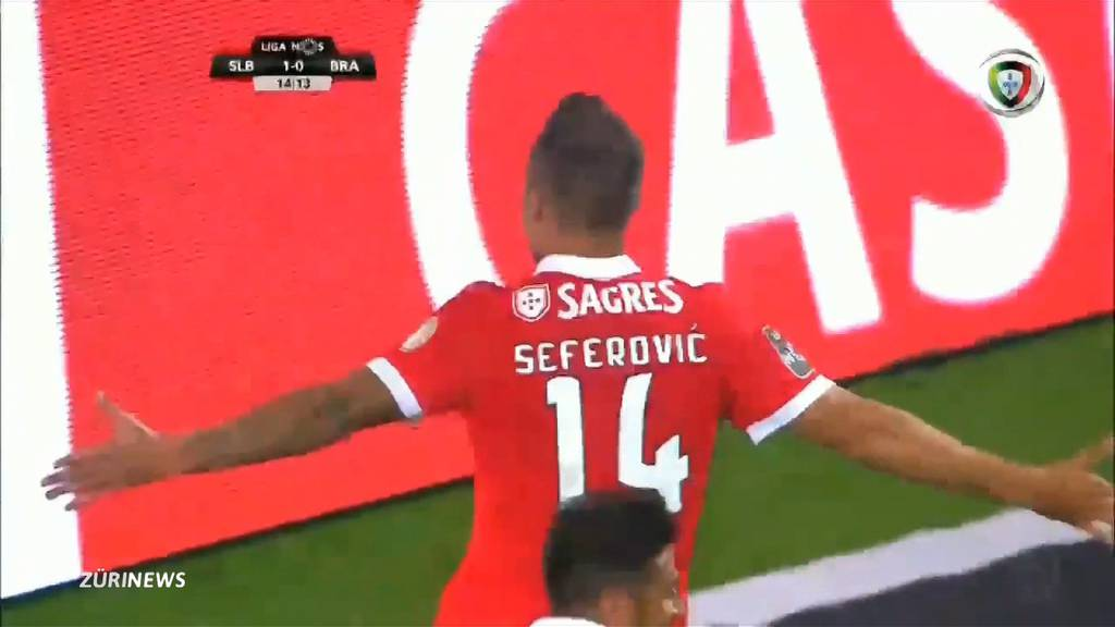 Fans fiebern auf Duell Seferovic vs Ronaldo hin