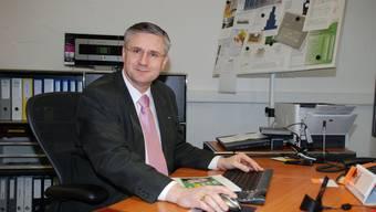 Andreas Glarner will Präsident der Aargauer SVP werden