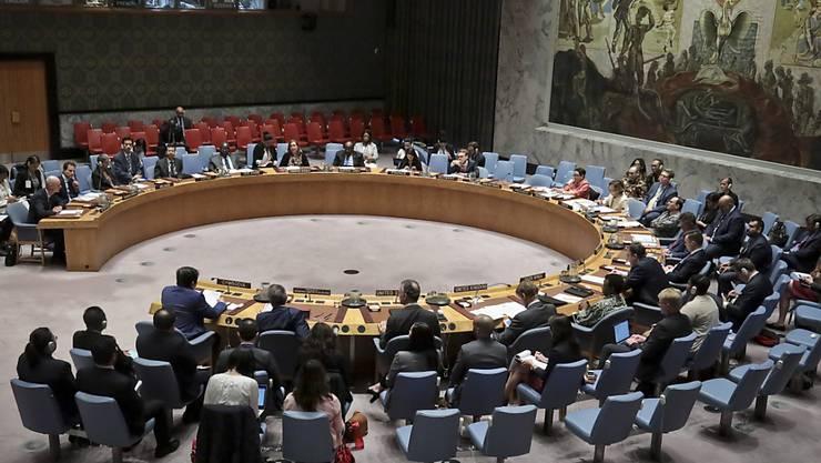 Der Uno-Sicherheitsrat hat die Gewalt im Sudan verurteilt und rief am Dienstag die Konfliktparteien zu einer Lösungssuche im Machtkampf auf. (Archivbild)
