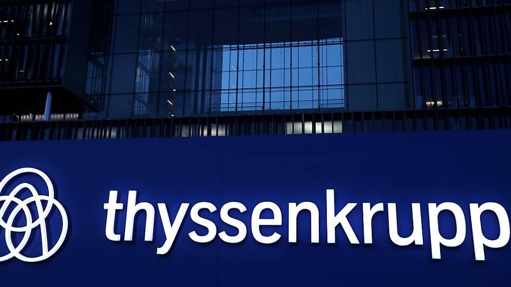 Thyssenkrupp bautin nächsten Jahren 3000 Stellen ab