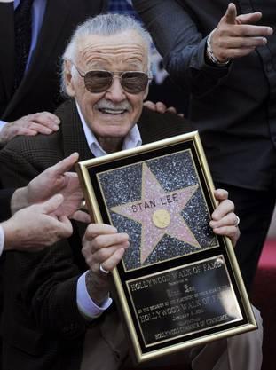 Im Januar 2011 wurde Lee auf dem Hollywood Walk of Fame mit einem Stern in der Kategorie Film geehrt.