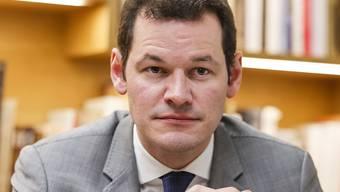 Der Genfer Staatsrat Pierre Maudet wird neuer Präsident der KKJPD.