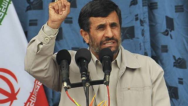 Mahmud Ahmadinedschad demonstriert weiterhin Stärke