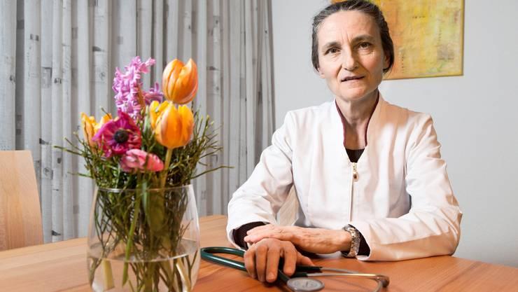 Gefragte Frau: Die Ärztin Erika Preisig begleitet mit ihrer Stiftung Eternal Spirit schwer kranke Menschen in den Tod.