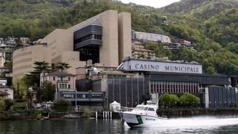 Seit Ende Juli geschlossen: Das Casino in Campione.