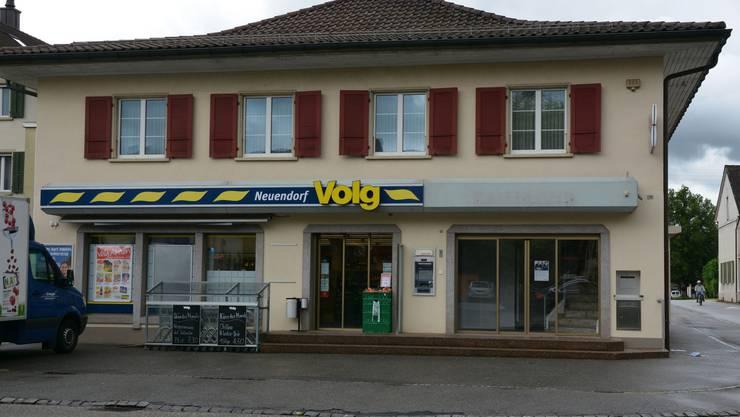 Anfangs 2017 zieht die Postagentur in den Volg-Laden.