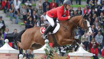 Spitzenpferd Toulago wird in Basel nicht am Start sein: Pius Schwizer.