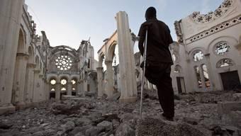 Schweres Erdbeben stürzt Haiti noch mehr ins Elend
