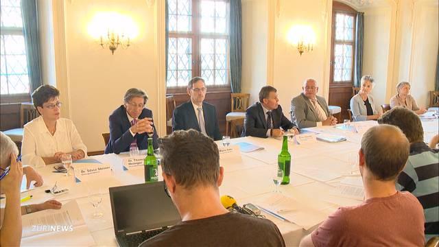 Legislaturziele des Zürcher Regierungsrates
