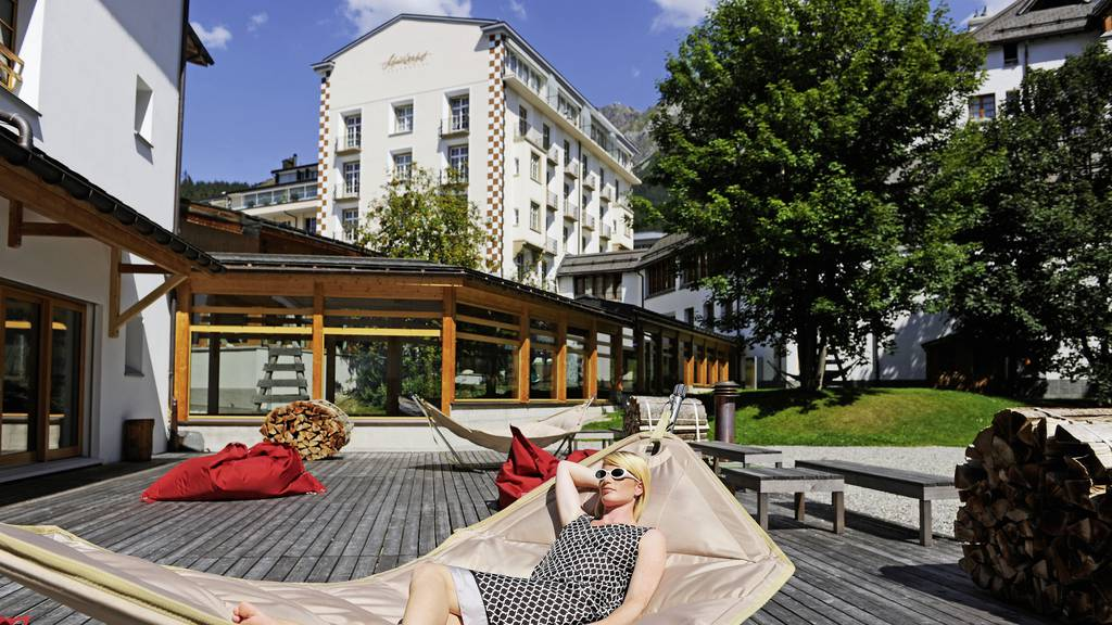 Wettbewerb: Schweizerhof Lenzerheide