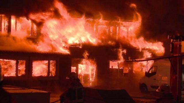 Grossbrand in Balsthal: Die Fakten