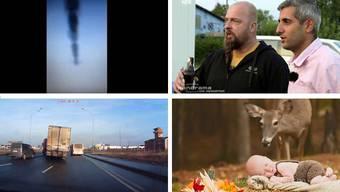 Brutal, atemberaubend und wunderschön: Die Videos der Woche.