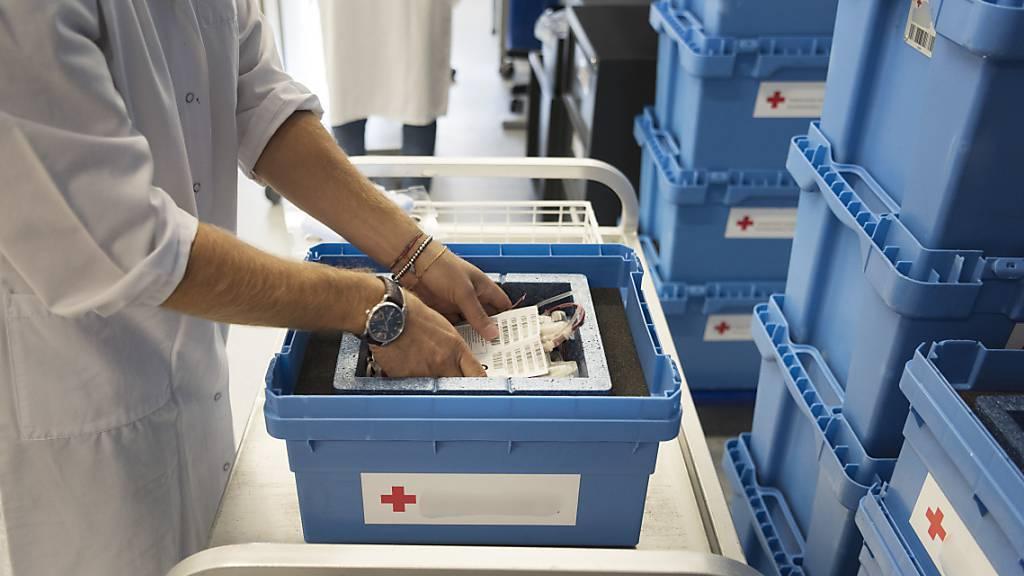 Sichere Versorgung mit Blutspenden trotz Corona-Pandemie