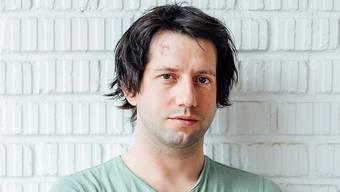 Der Produktedesigner Patrick Müller.