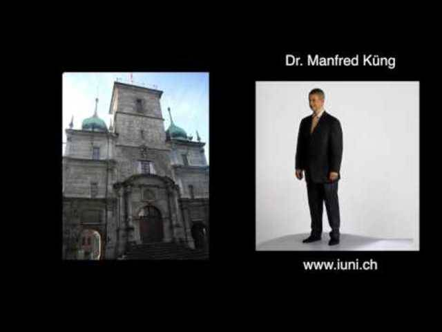 Das Wahlkampf-Video: «Dr. Manfred Küng in den Regierungsrat»