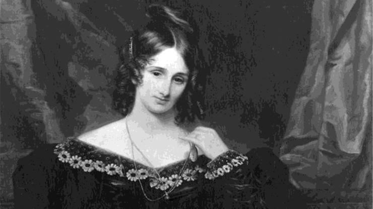 Bereits im 19. Jahrhundert konnten Familienverhältnisse kompliziert sein. 1816, mit 18 Jahren, verliess Mary Godwin das Londoner Haus ihres Vaters, der als Anarchist galt. Ihre Mutter, die Feministin Mary Wollstonecraft, war kurz nach ihrer Geburt gestorben. Zusammen mit ihrem Liebhaber Percy Bysshe Shelley und ihrem gemeinsamen Baby ging es in die Schweiz. Marys Stiefschwester Claire Clairmont war auch dabei. Sie war fasziniert vom Dichter Lord Byron (und von ihm schwanger). Er hatte England verlassen müssen, weil sein Lebenswandel und sein Liebesleben allzu freizügig waren. Shelley hatte ein Haus am Genfersee gemietet, Byron die in der Nähe gelegene Villa Diodati. Weil es dauernd regnete, beschloss die Gruppe, sich mit Schauergeschichten am Kamin zu unterhalten. Am 18. Juni 1816, während ein wilder Sturm über der Genferseeregion tobte, kam es zum «Horror-Story-Contest». Mary Shelley schrieb «Frankenstein oder Der moderne Prometheus» (erschienen 1818). Byron skizzierte eine Vampirgeschichte, die später von seinem Leibarzt John Polidori unter Byrons Namen veröffentlicht wurde. (chb)