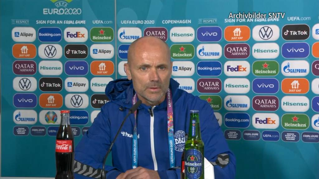 Dänischer Team-Arzt über Eriksen: «Er war weg.»