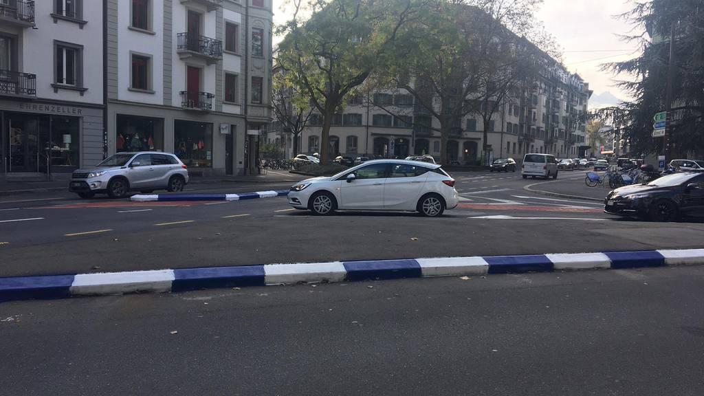 FCL-Randsteine am Bundesplatz kommen weg