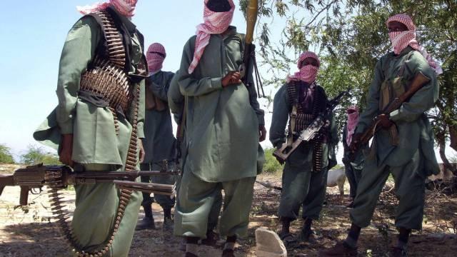 Bekennt sich zu jüngstem Anschlag in Somalia: Al-Shabaab (Archiv)