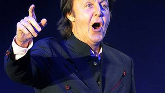 Ex-Beatle Paul McCartney (Archiv)