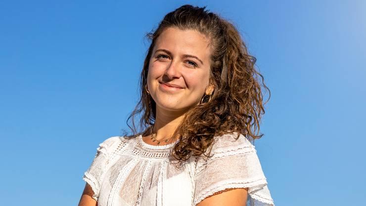 Morena Diaz engagiert sich als bloggende Lehrerin gegen den Schönheitswahn.