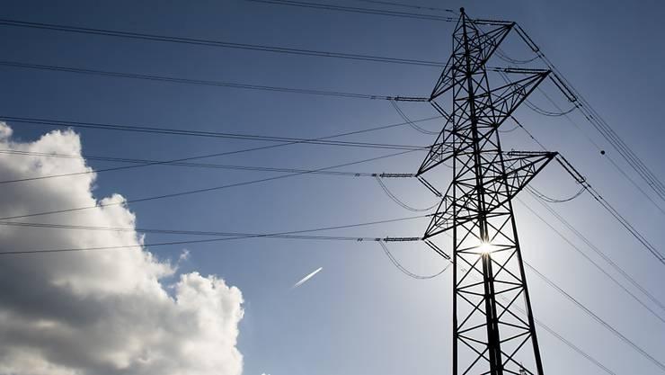 Wie geht es weiter mit dem Bauprojekt des Strom- Wasser und Gasversorgers? (Symbolbild)