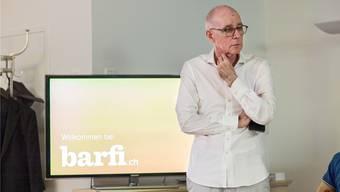 Christian Heeb lancierte Barfi.ch vor genau drei Jahren. Roland Schmid