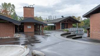 In der Schule Hellmatt in Wildegg schlug der Jugendliche seine Lehrerin.