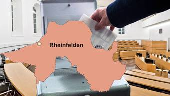 Die Stimmbürger des Bezirks Rheinfelden haben am Sonntag gewählt.