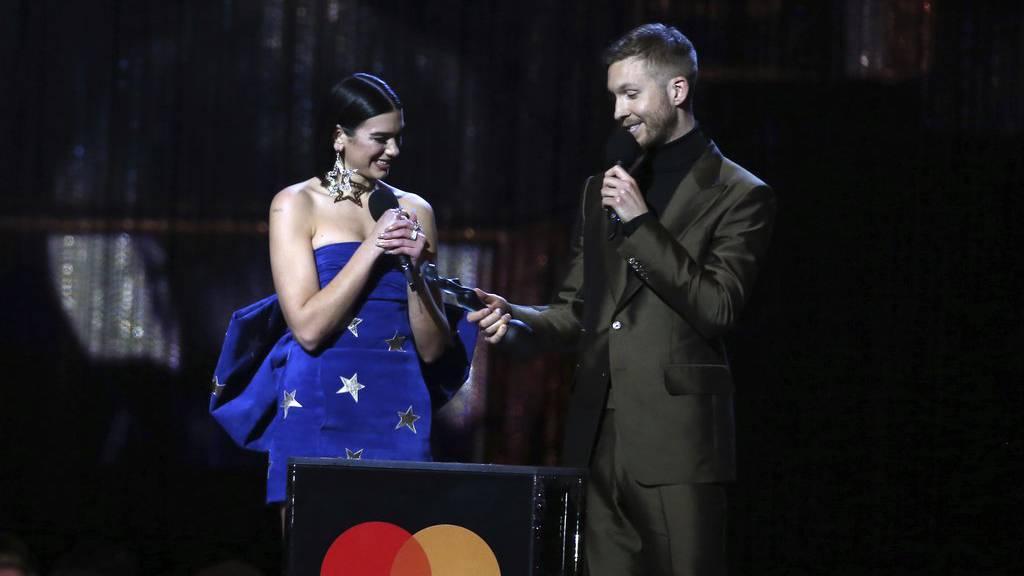 Calvin Harris räumt bei den Brit Awards ab