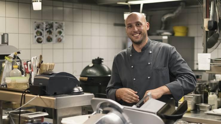 Salzhaus-Küchenchef, Christian Härtge, gewinnt an der World Gourmet Society Video Challenge in London.
