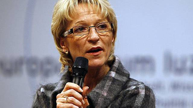 Zürcher Regierungsrätin Rita Fuhrer (Archiv)