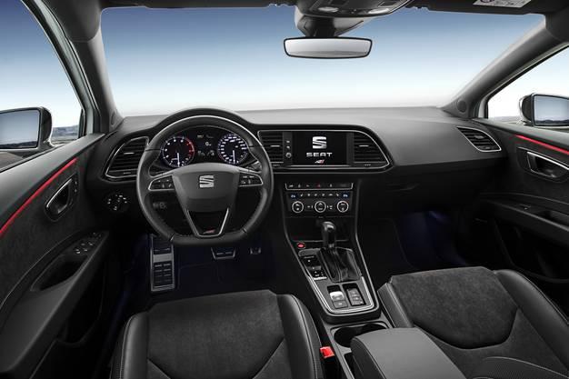 Seat Leon Cupra 300 ST 4 Drive