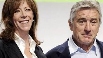 Jane Rosenthal und Robert de Niro