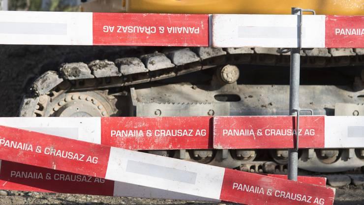 Die Baufirma Panaiia & Crausaz ist eine Tochterfirma der öffentlich-rechtlichen SWG.
