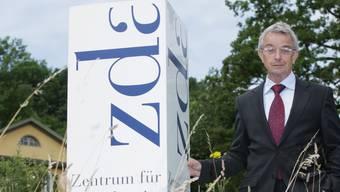 Das von Andreas Auer geleitete Zentrum für Demokratie wurde 2009 in der Villa Blumenhalde eröffnet. Foto: Archiv az