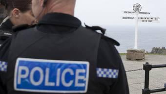 Ein Polizist in England (Symbolbild)
