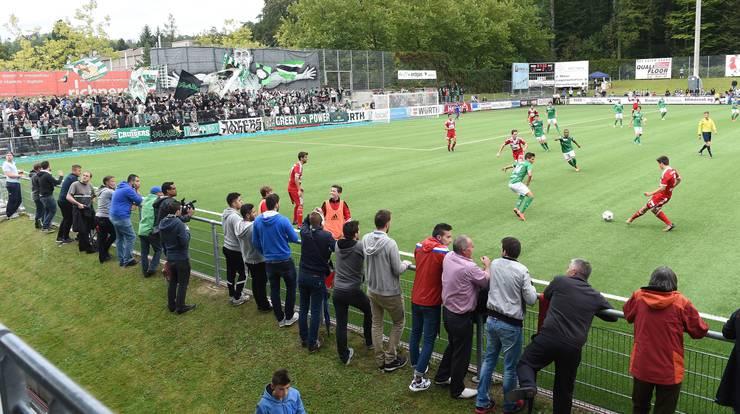 Es wird kein einfaches Spiel für die Badener gegen den FC St. Gallen