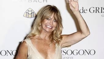 Goldie Hawn will in einer echten Limousine zum Opernball gegondelt werden. (Archivbild)