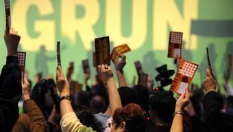 Parteitag der Grünen (Archiv)