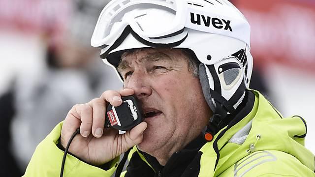 Günter Hujara ist bereits seit 1991 FIS-Renndirektor