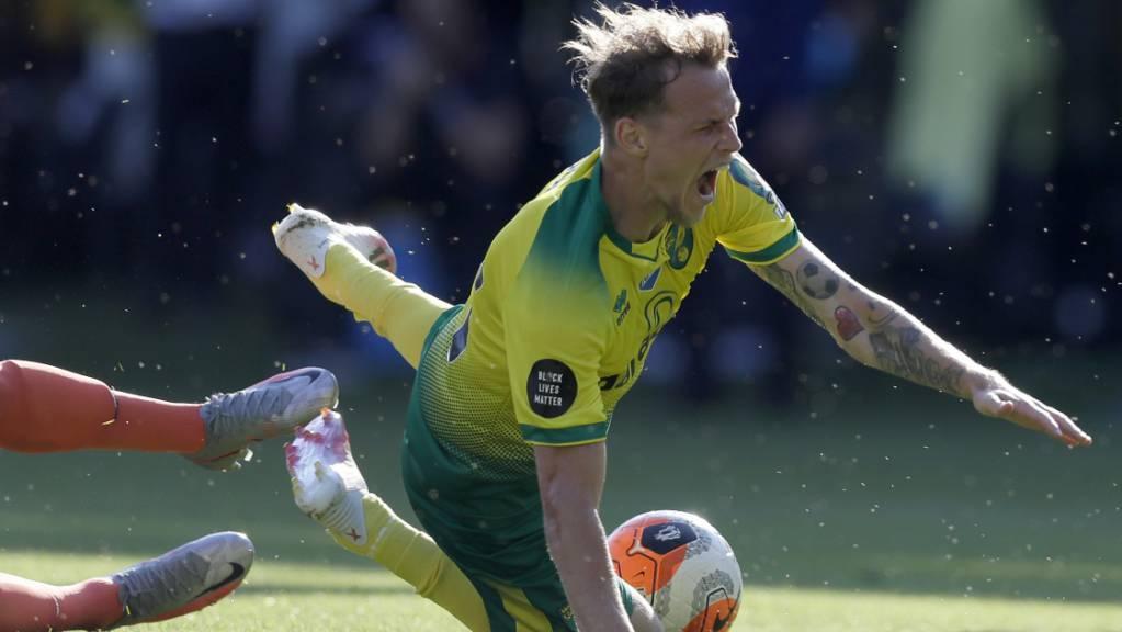 Norwich City und Ondrej Duda sind ein weiteres Mal hingefallen – 0:1 gegen Everton.