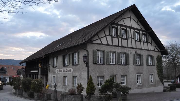 Das Gasthaus zum Hirschen wird ab April von der angestammten Familie Schneider weitergeführt.  tab