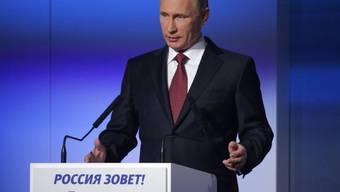 Putin will Abhängigkeit vom Dollar verringern