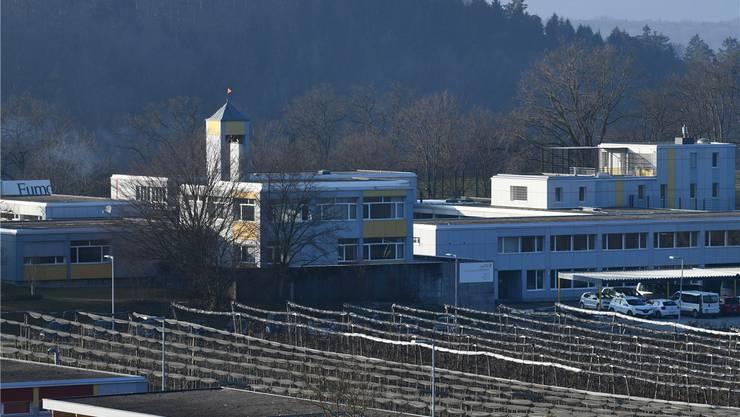 Im Massnahmenzentrum Arxhof wird diesen Donnerstag die neue geschlossene Eintrittsabteilung eröffnet.