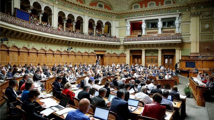 Ein guter Listenplatz erhöht die Chancen, in den Nationalrat gewählt zu werden.